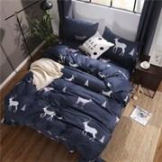 Комплект постельного белья Mency Модный стиль 2-х спальный