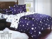 Комплект постельного белья LILY HOME TEXTILE Звезды 2-х спальный