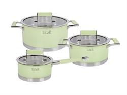 Набор посуды TalleR TR-7170 6 предметов Минт - фото 5595