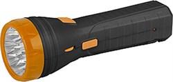 Фонарь Трофи TA12 Аккумуляторный 9 LED. 4V1Ah. FM-радио - фото 8750