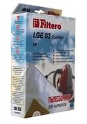 Пылесборник Filtero LGE 03 (4) ЭКОНОМ