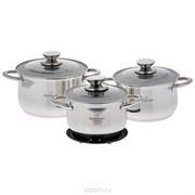 Набор посуды Bohmann BH 0607 7 предметов
