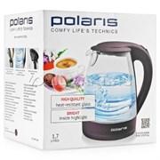 Чайник электрический Polaris PWK 1767CGL темно-фиолетовый