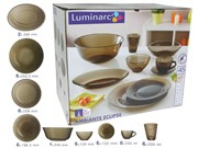 Столовый набор Luminarc Амбьянте эклипс (L5181) 45 предметов