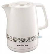 Чайник электрический Polaris PWK 1731CC цветы