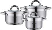 Набор посуды Bohmann BH 0714 6 предметов