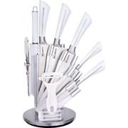 Набор ножей RAINSTAHL RS\KN-8003-09 9 предметов на подставке