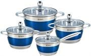 Набор посуды RAINSTAHL Blue RS\CW-1818-08 8 предметов
