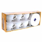 Сервиз чайный Luminarc Cadix 38649 (37784) белый