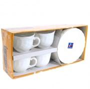 Сервиз чайный Luminarc Trianon 280мл. 51948 (67530)
