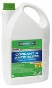 Антифриз RAVENOL HJC FL22 (-40°C) 5л (зеленый)