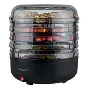 Сушилка для продуктов Scarlett SC-FD 421010 черный
