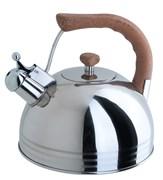 Чайник REGENT Inox  93-2503B.1 со свистком 2,5 л.