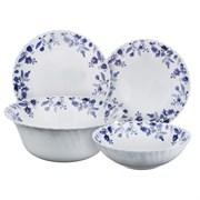 Набор посуды MILLIMI Таис  818-596 опаловое стекло19 предметов
