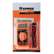 Мультиметр  мини цифровой ЕРМАК DT-182  660-001