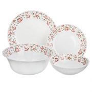 Набор посуды MILLIMI Майя 818-677 13 предметов опаловое стекло