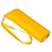 Отпугиватель для собак  156-008 для собак ультразвуковая с фонариком