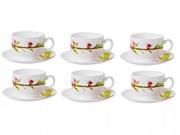 Набор чайный Luminarc ESSENCE WATER COLOR N8580 68800 220мл 2 шт