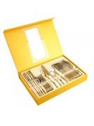 Набор столовых приборов VETTA Грассо 815-366  24 предмета подарочная упаковка