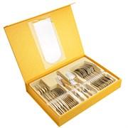 Набор столовых приборов VETTA Луиза 815-367  24 предмета подарочная упаковка