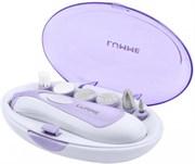 Набор маникюрно-педикюрный Lumme LU-2405 фиолетовый аметист