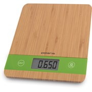 Весы Polaris кухонные PKS 0545D Bamboo электронные