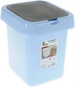 Контейнер для мусора Svip Квадра SV4042 небесный 9 л