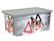 Ящик для хранения ПЦ 2584 Авто 17 л
