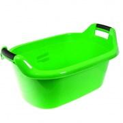 Таз Радиан 10124001 зеленый  40 л