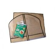 Чехол для одежды с молнией Paterra 402-414 61*137см
