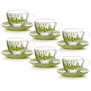 Набор чайный Pasabahce 97948D Баттерфлайс 12 предметов
