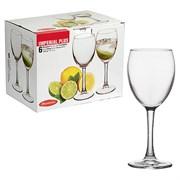 Набор фужеров Pasabahce 44809 для вина ИМПЕРИАЛ ПЛЮС 6 штук 315мл