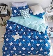 Комплект постельного белья LILY HOME TEXTILE Звездное небо 1,5 спальный