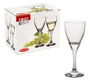 Набор фужеров Pasabahce TWIST PSB 44372 6 шт для красного вина