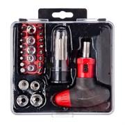 Отвертка многофункциональная ЕРМАК 651-148 HY-A654 32 предмета