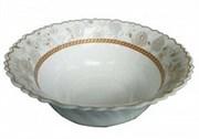 Салатник Chinbull OLHW-90 160203 АНТУРАЖ 22.5 см. стеклокерамика