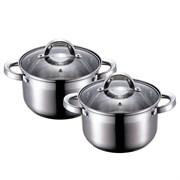 Набор посуды Wellberg WB-22482 4 предмета