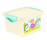 Ящик для хранения мелочей Plastic Centre ПЦ Малышарики LA1152 5,1л