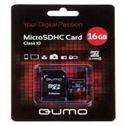 Карта памяти QUMO Micro SD 16 Gb