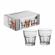 Набор стаканов Pasabahce КАСАБЛАНКА 52862 6 штук  для сока 205 мл.