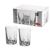 Набор стаканов Pasabahce КАРАТ  52882 6 штук 239 мл.