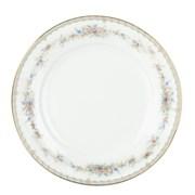 Тарелка MILLIMI Версаль 821-760 десертная 20 см. костяной фарфор