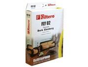 Пылесборник Filtero ЭКОНОМ FLY 02 4 штуки
