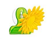 Прищепки Веселый Роджер Цветок 440-285 1 штука для полотенца на присоске
