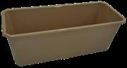 Ящик ПЦ ING1805ШОК балконный 40см шоколадный