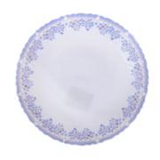 Тарелка подстановочная MILLIMI Аполлон 818-377 24 см опаловое стекло