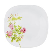 Тарелка десертная MILLIMI Верона 818-110 21,5см опаловое стекло