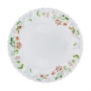 Тарелка десертная MILLIMI Серсея 818-675 21,5 см опаловое стекло
