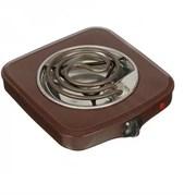 Плитка электрическая Гомель ЭПНс 1001 ТЭН коричневый