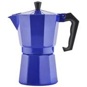 Кофеварка гейзерная Mallony Grande 004263 алюминевая на 6 чашек